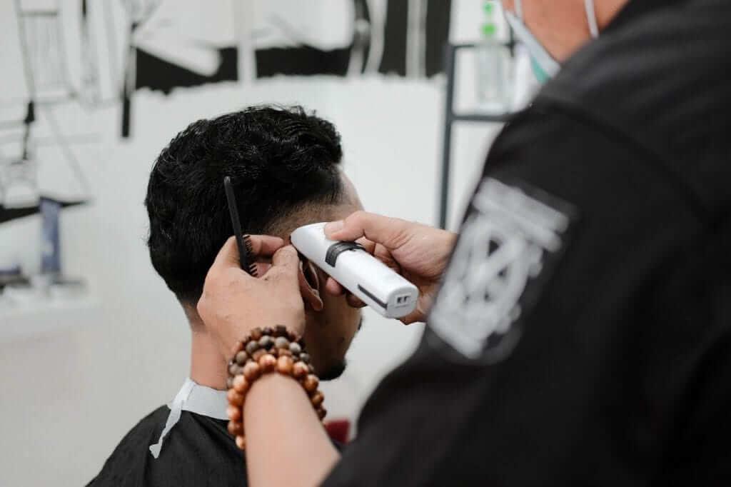 haircut barber