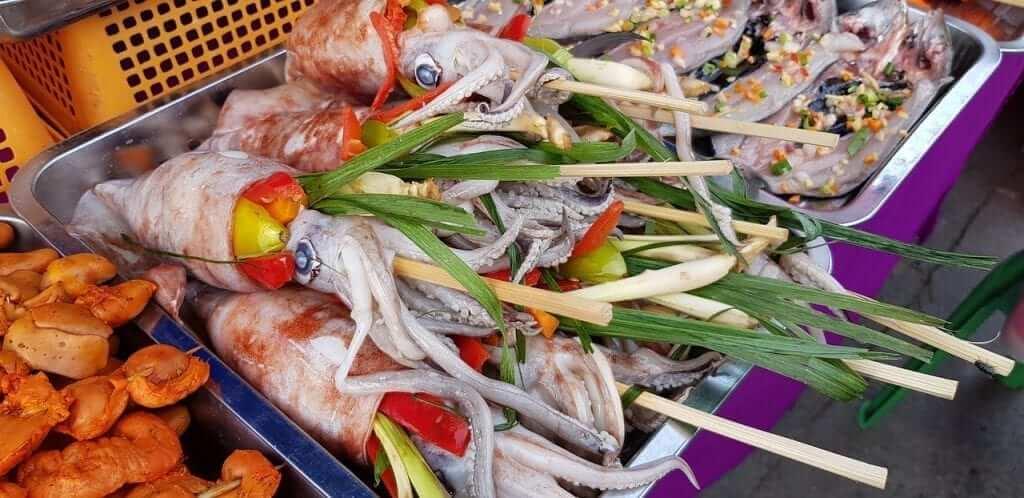 seafood cuttlefish