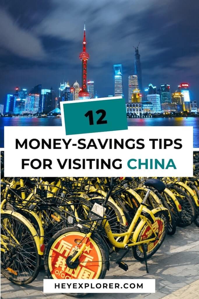 china budget tips