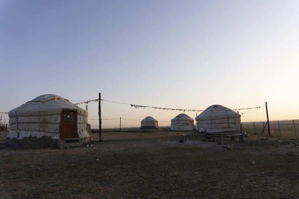 inner mongolia yurts