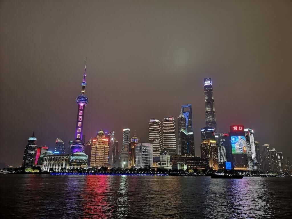 Shanghai was the first place in mainland China to open up a visa-free travel zone.
