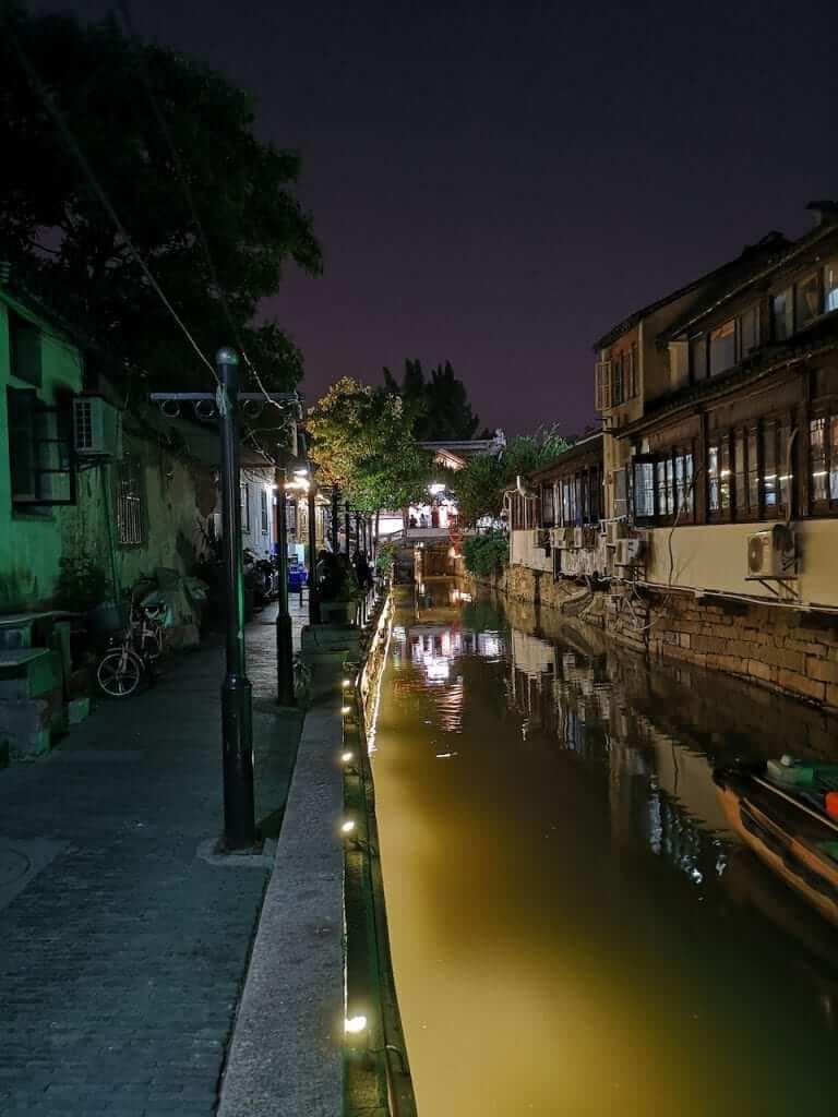 suzhou night canal