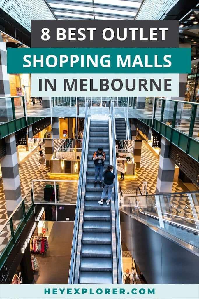 outlet malls melbourne
