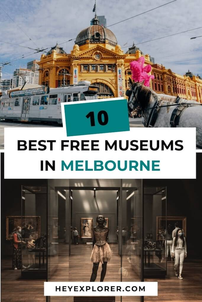 melbourne free museum