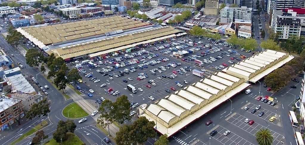 queen victoria market parking