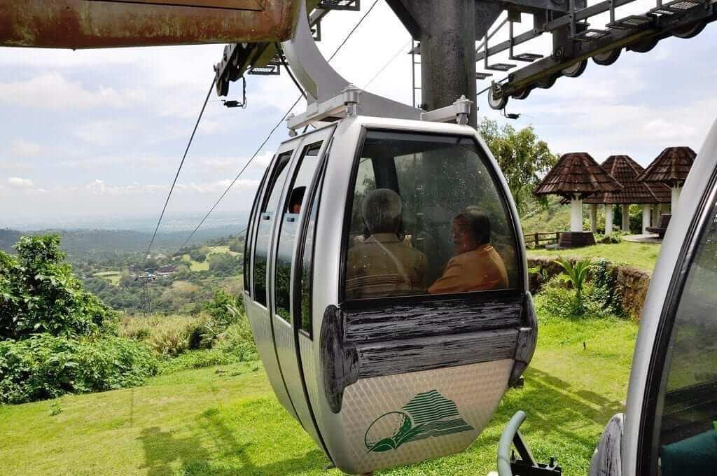 Tagaytay cable car