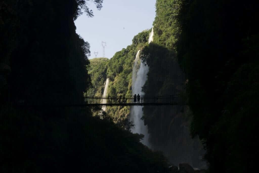 Maling Gorge