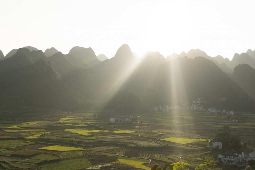 Xingyi Wangfenglin Scenic area