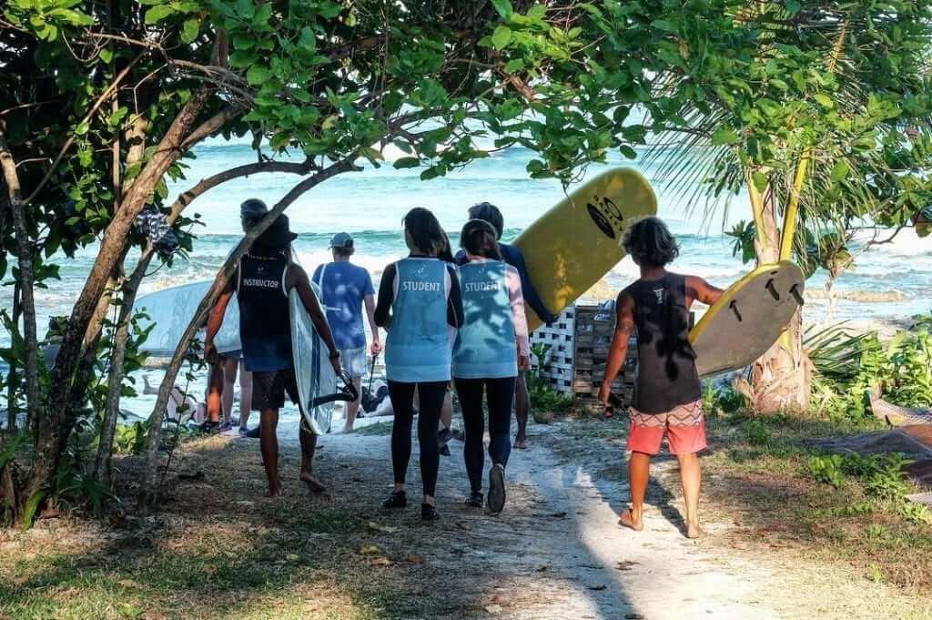 harana surf resort