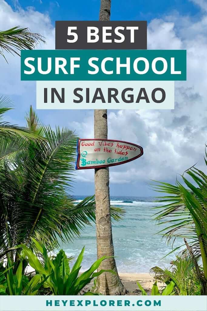 surf schools siargao