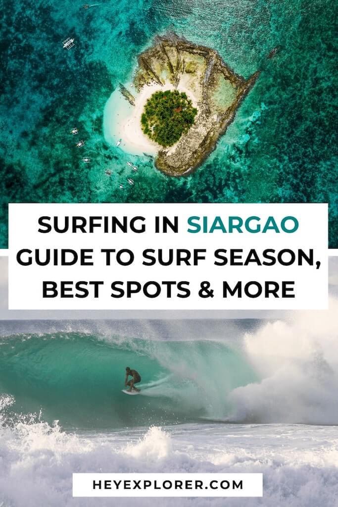 surfing spots siargao