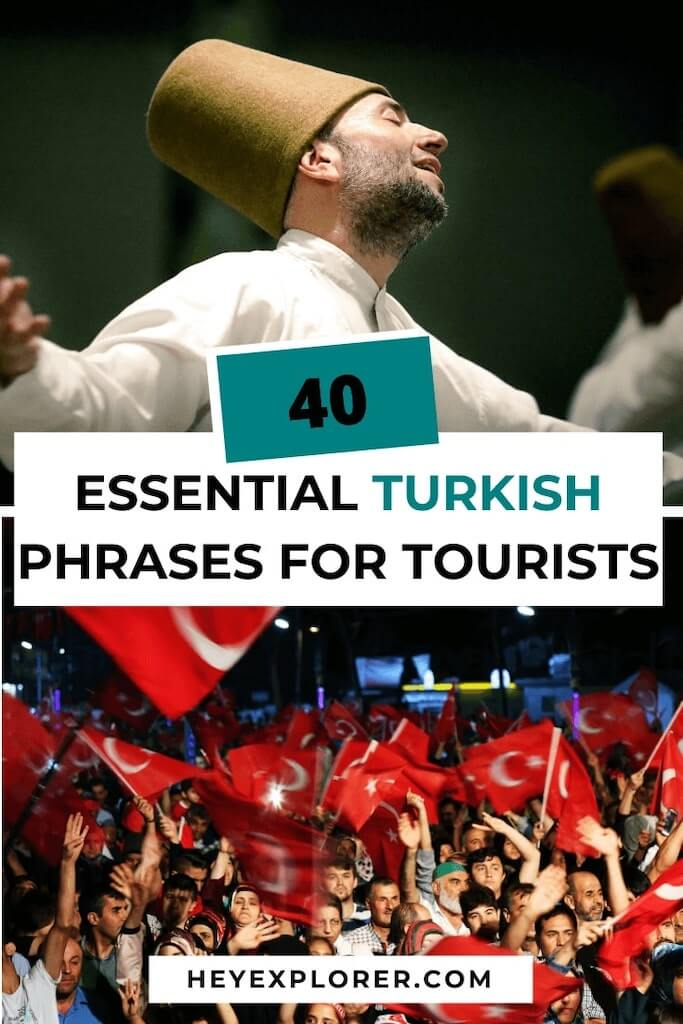 turkish phrases for tourists