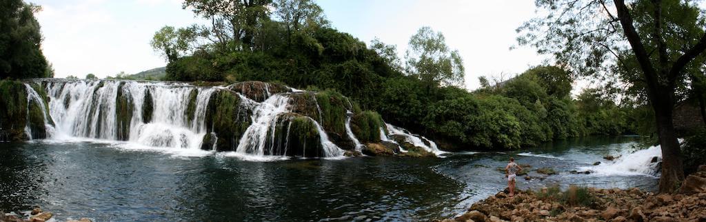Koćuša Waterfalls