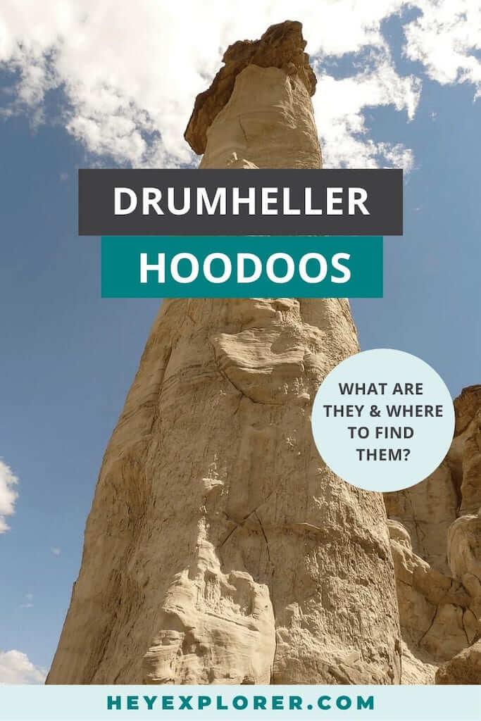 all about drumheller hoodoos