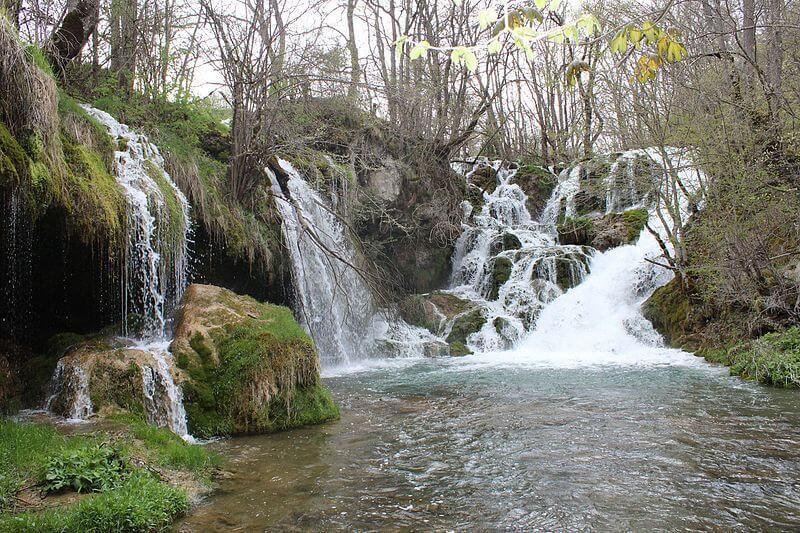 Bereški Waterfall
