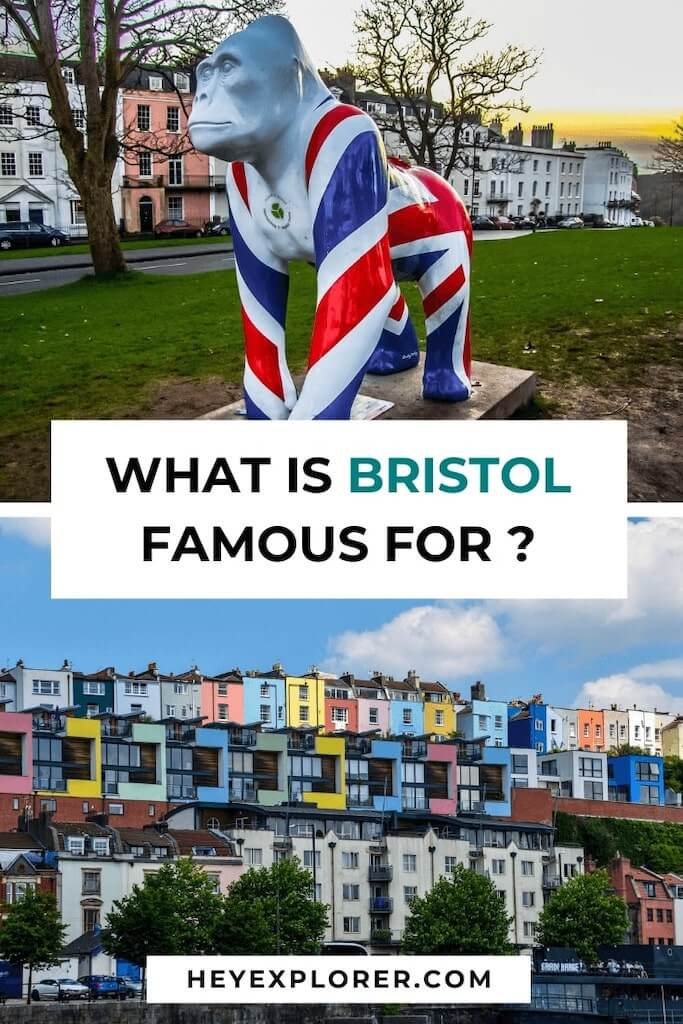 bristol famous things