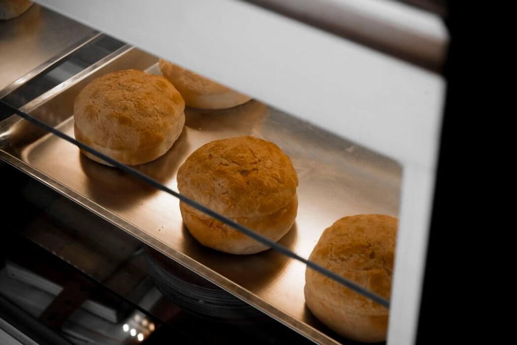 Hong Kong's pineapple buns