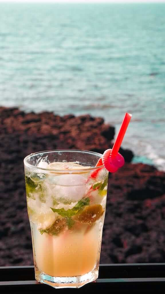 Goa is also famous for availability of cheap liquor