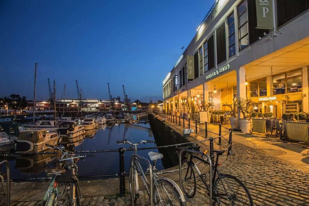 harborside wharf bristol