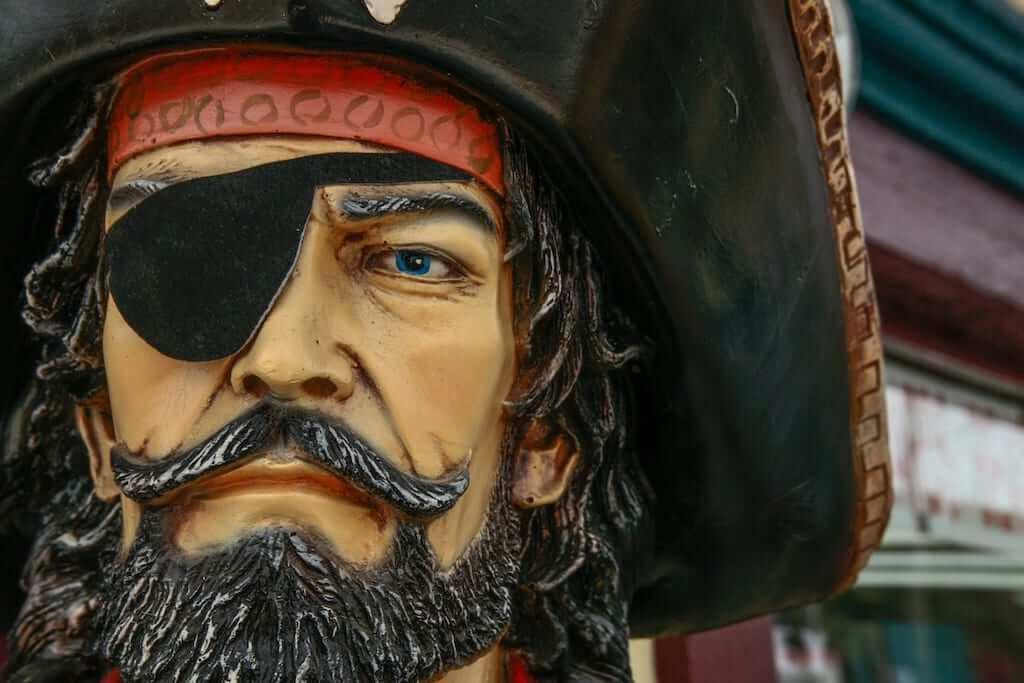 pirate bristol