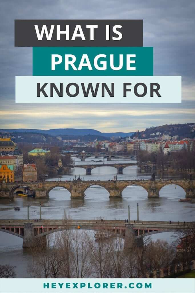 what is prague known for