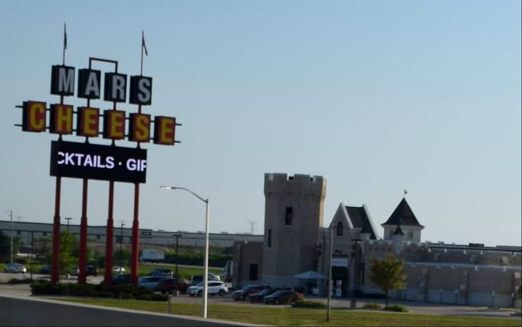 Mars Cheese Castle is legendary in the state that produces internationally renowned cheeses.