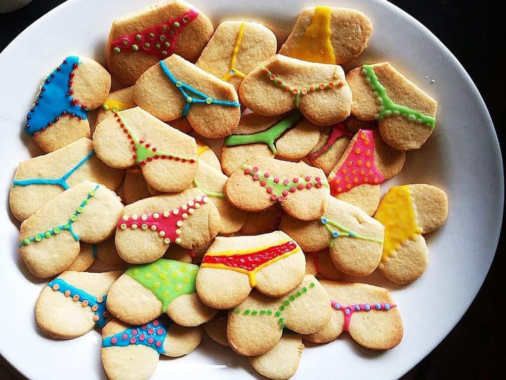 Thong cookies