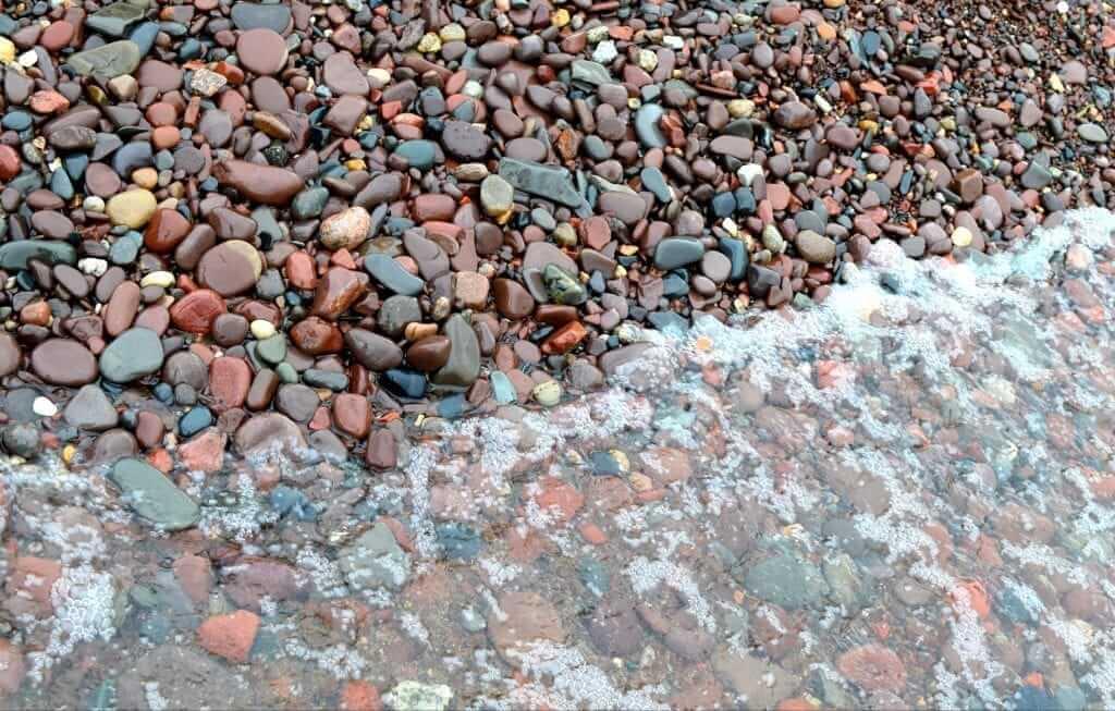 beach agate