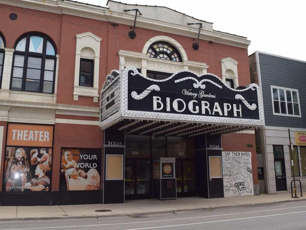 biograph chicago
