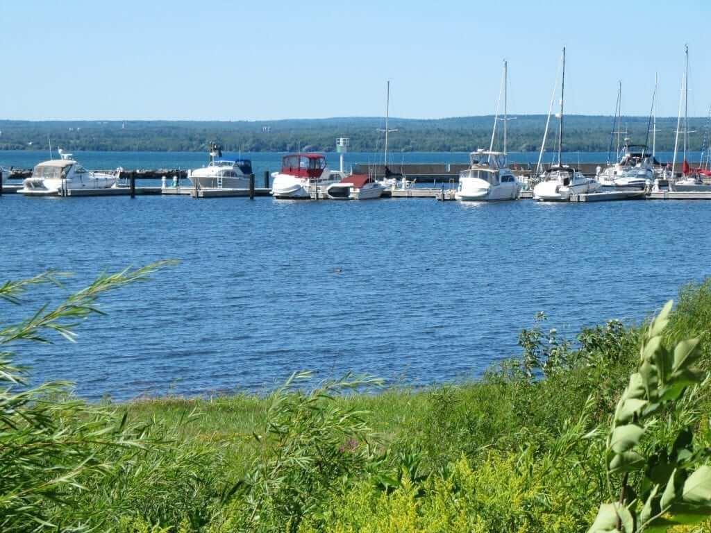 boats door county
