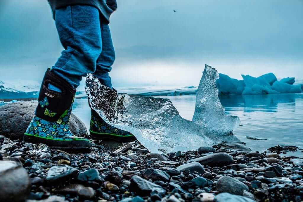boots child ice