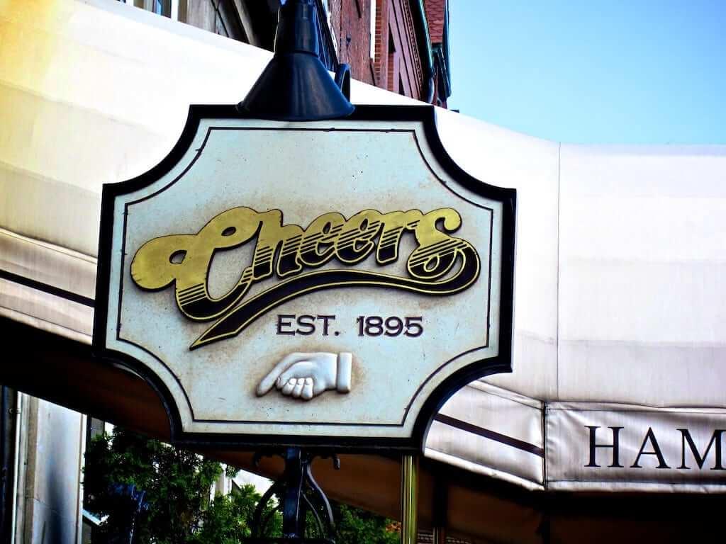 boston cheers