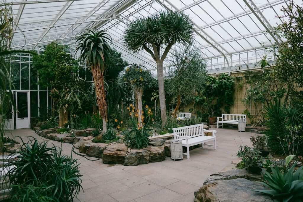 botanical garrden