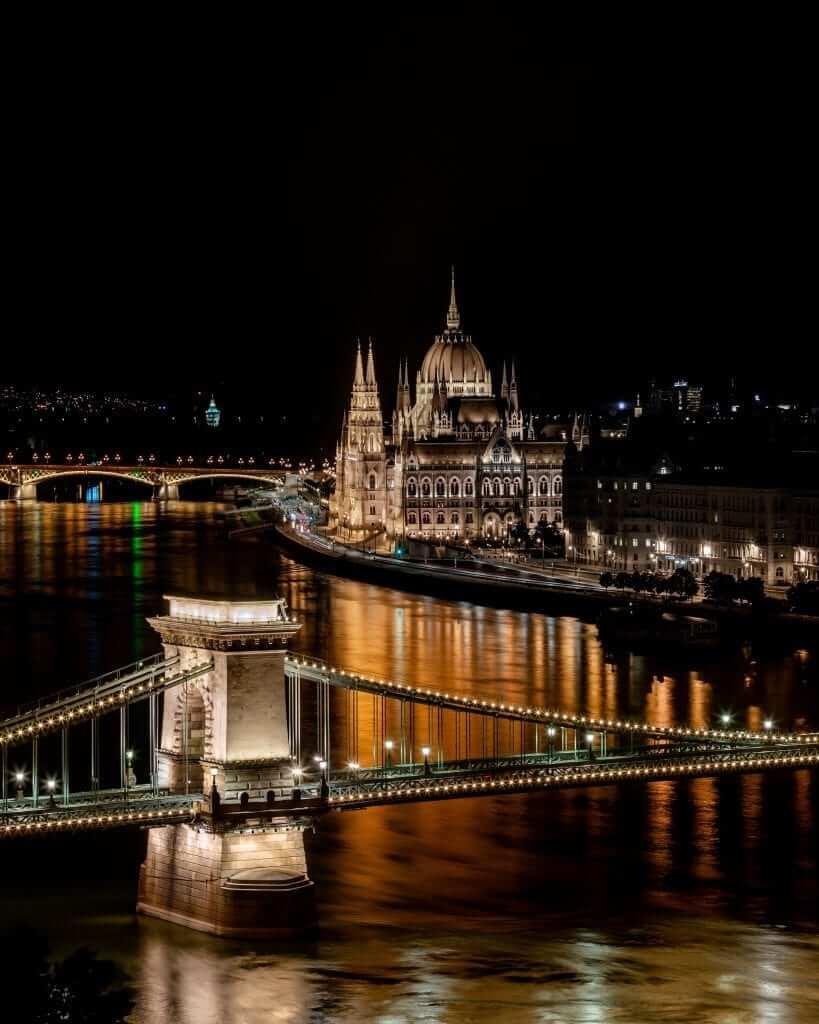 budapest night