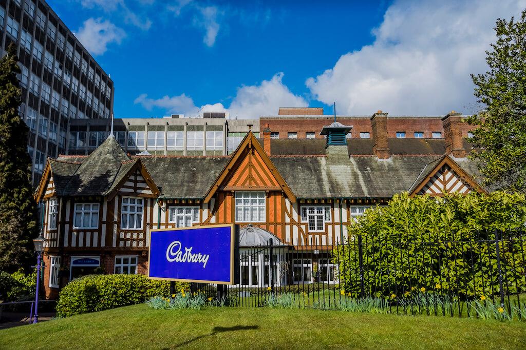 Cadbury World in Birmingham
