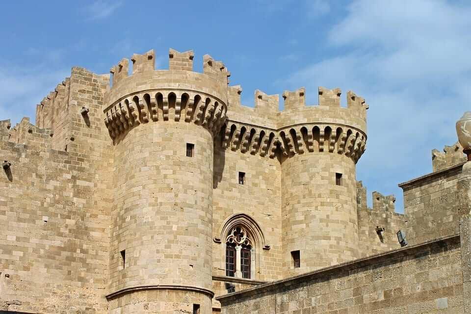 crusader castle rhodes