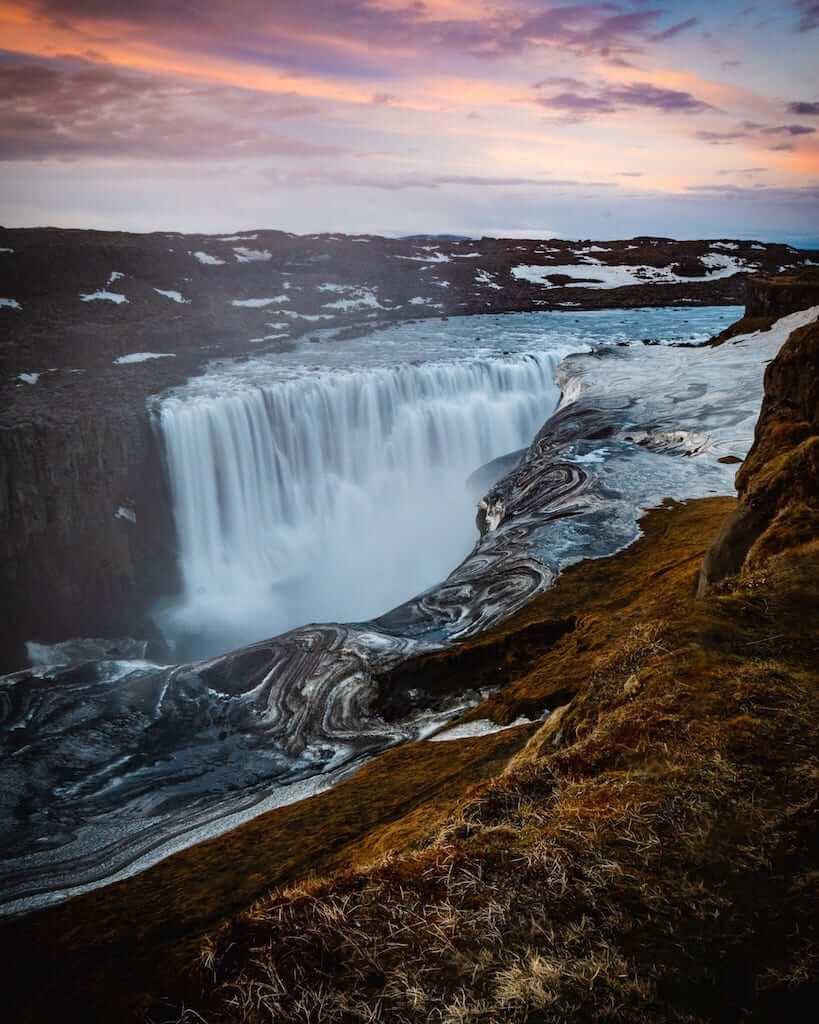 detifloss waterfall