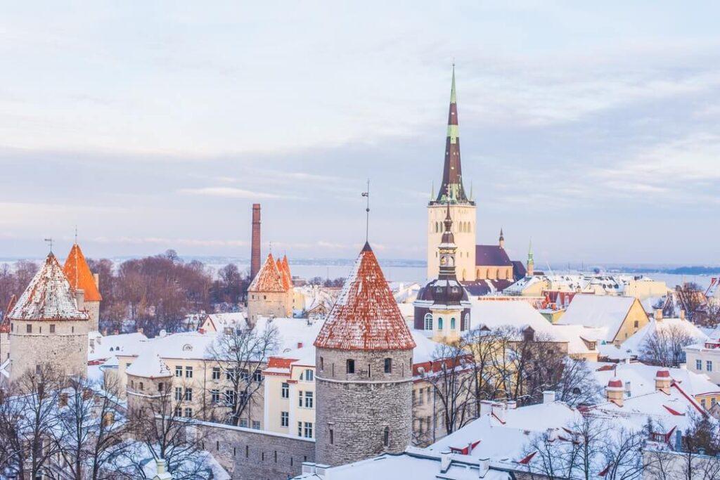 estonia winter