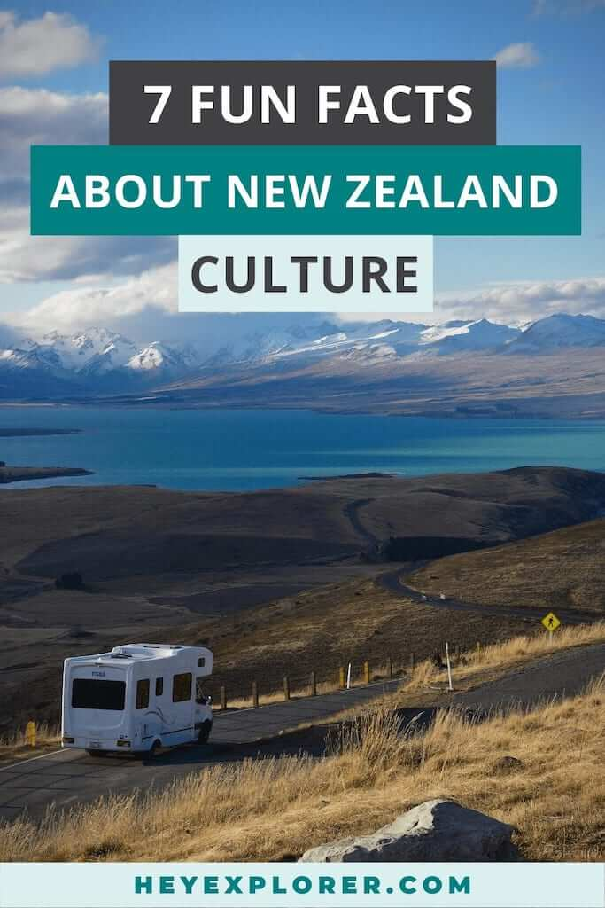 facts new zealand culture