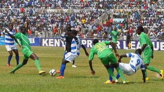 football kenya