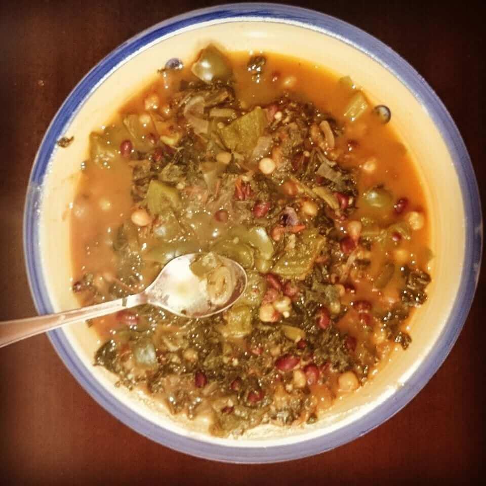 githeri kenyan dish