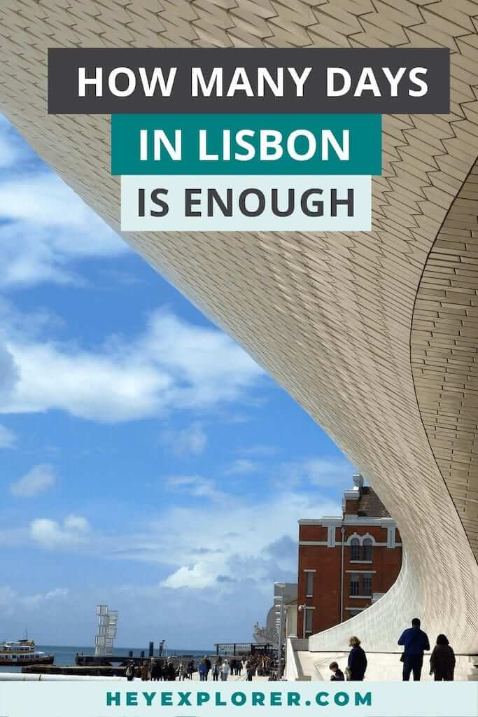 how many days in lisbon