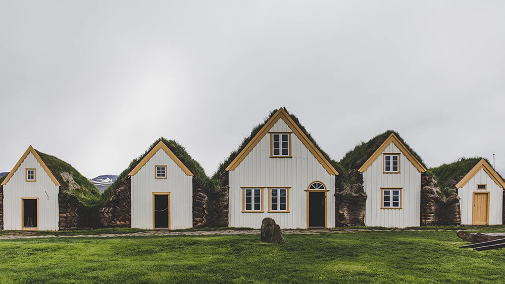 iceland small houses