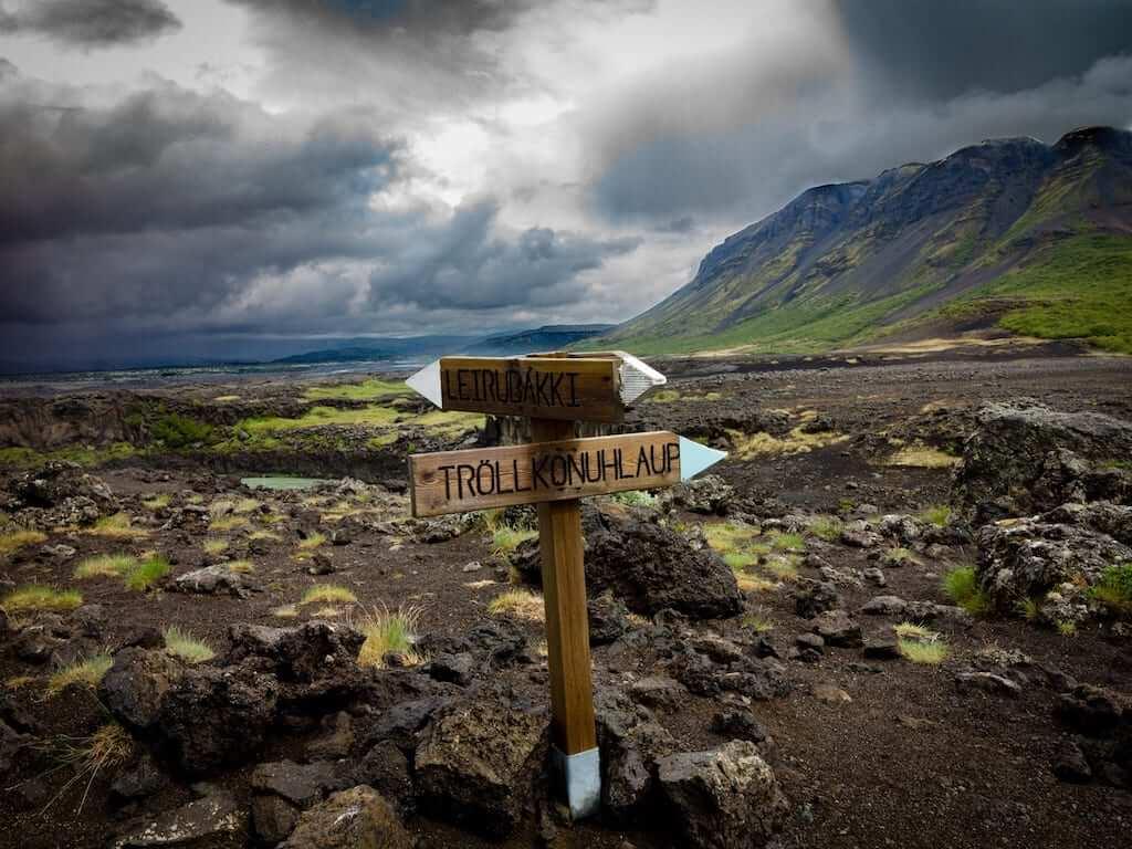 islandic signs