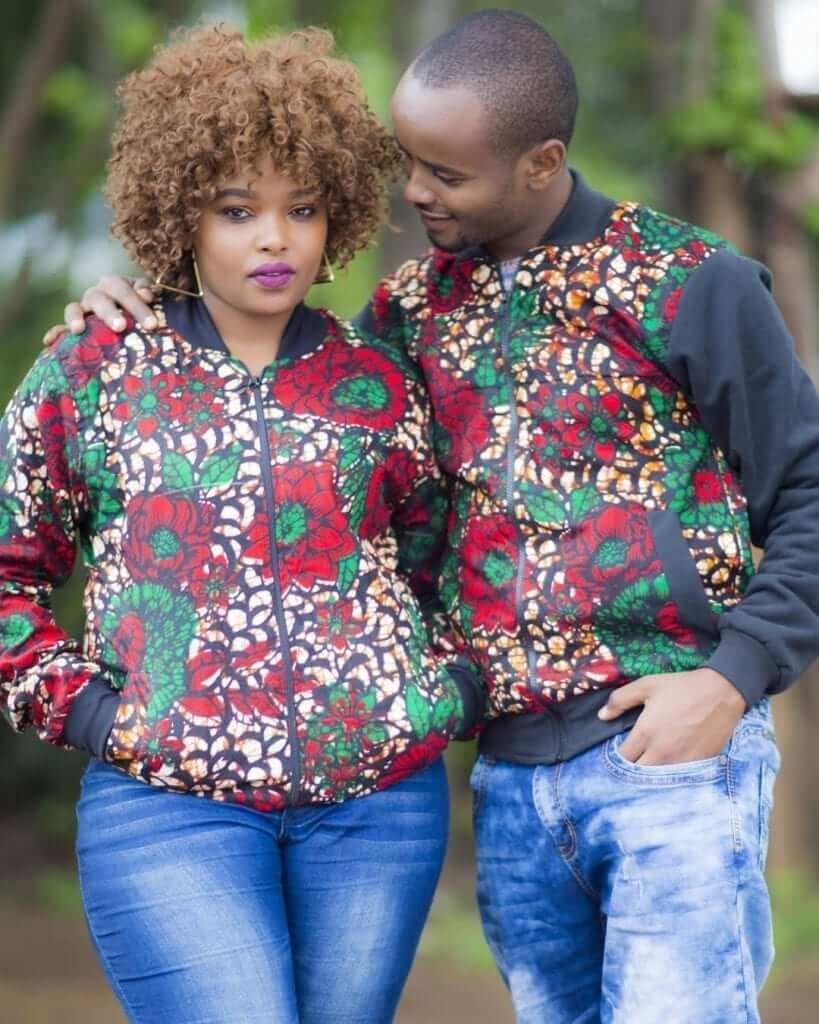 kenyan couple