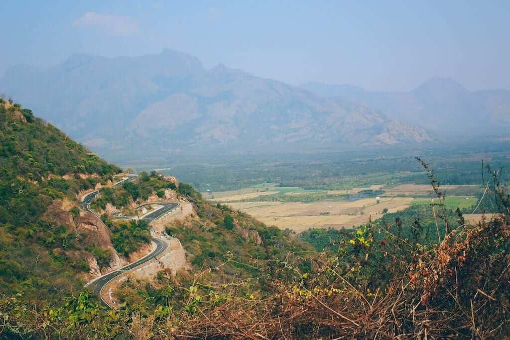 kerala mountain landscape