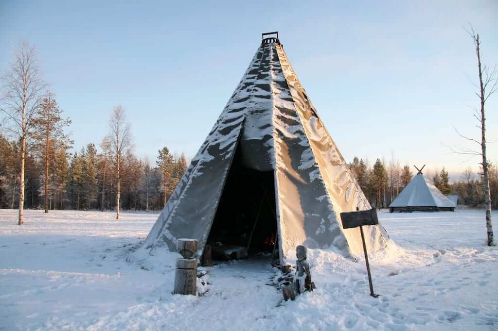 lappish tent