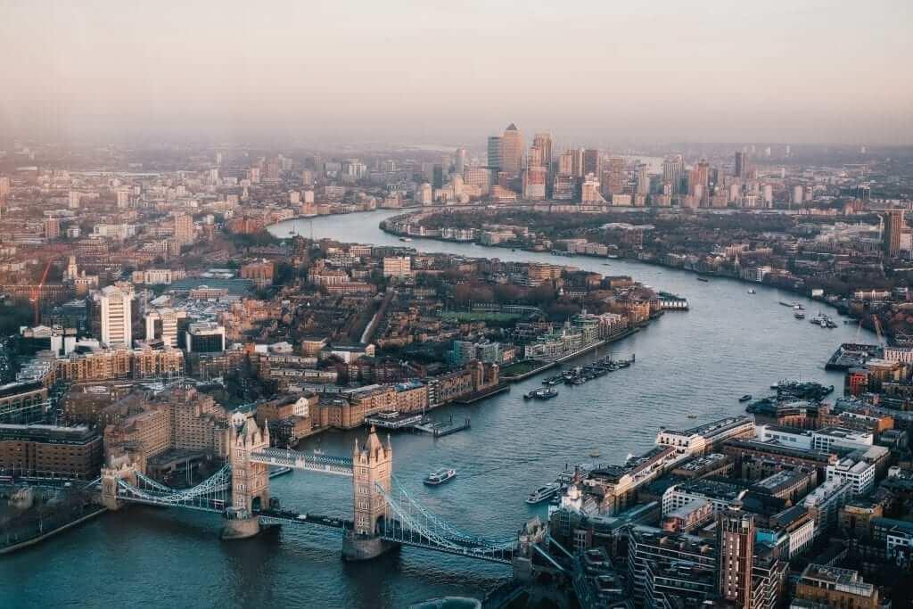 london birds eye
