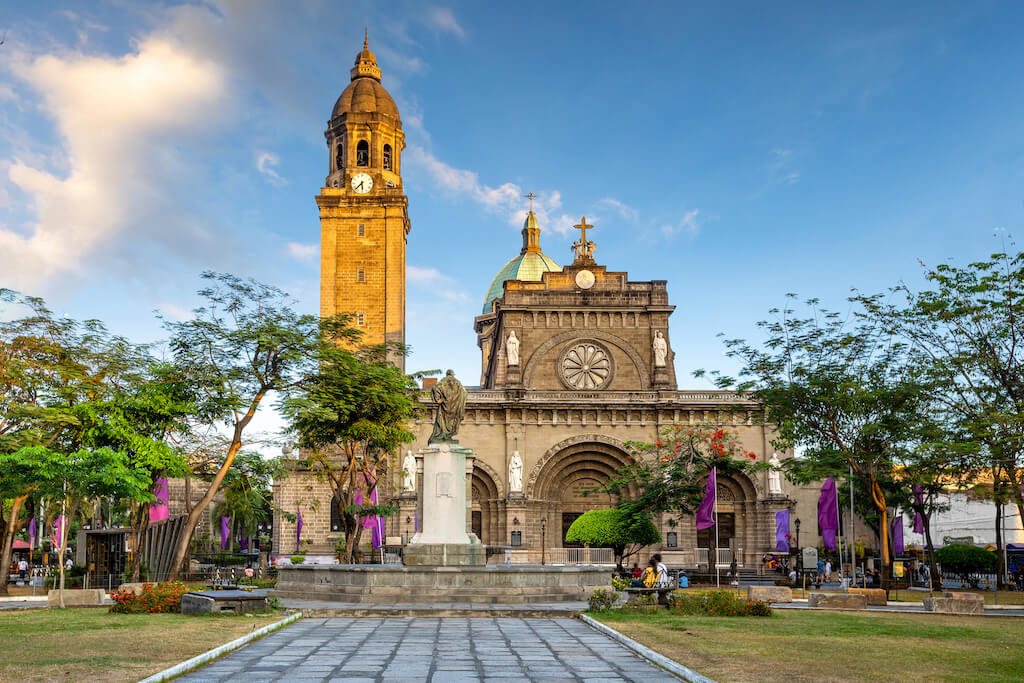 Manila is known as the Paris of the East
