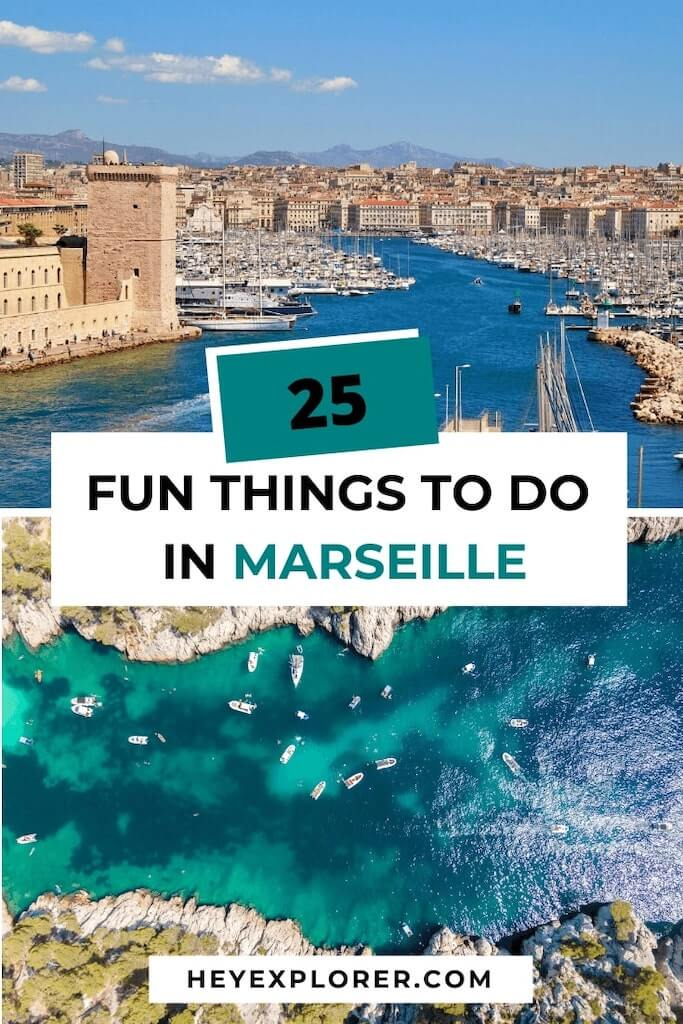 marseille things to do